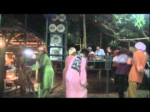 Pantun Buhun - dance session - Mang Ayi Wa itok
