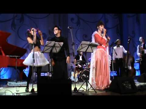 Shady Midnight Orchestra MUZENERGOTOUR 2015 (Live in Kemerovo)