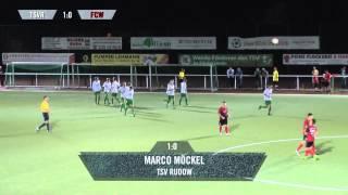 TSV Rudow - 1.FC Wilmersdorf (2. Spieltag, Berlin-Liga) - Spielszenen | SPREEKICK.TV