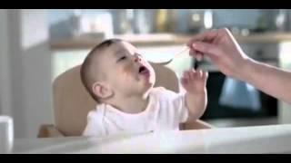"""Реклама ФрутоНяня 2013 - """"Как ты это ешь?"""""""