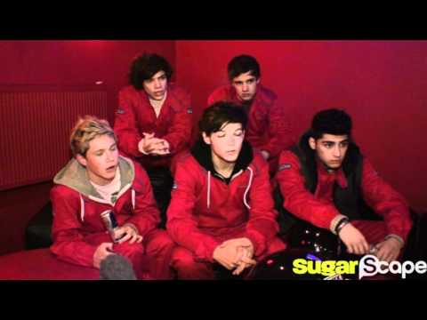 One Direction on valentines day, Marvin Humes' wedding & Harry Styles speaks French