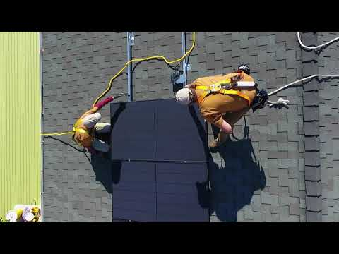 Tamarack Solar FM Installation Video