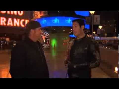 Steve Wyrick behind the scenes Ford Mustang Daredevil Stunt