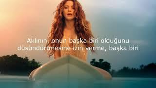 Shakira - Don't Wait Up (Türkçe Çeviri)