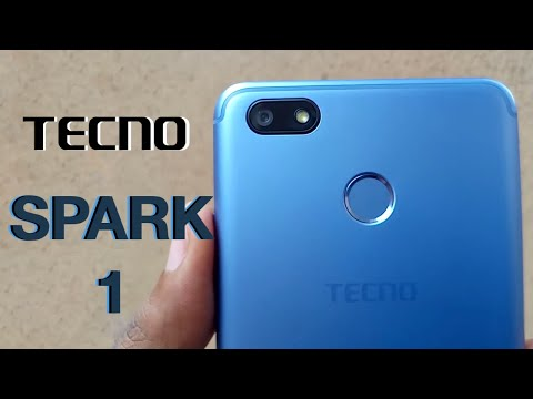 TECNO Spark K7 Unboxing and Quick Look at Camera, Gaming and Antutu Benchmarks.