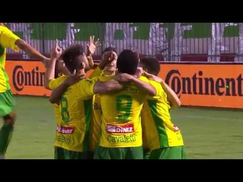 Gol João Paulo – Fluminense 1 x 1 Ypiranga RS – Copa do Brasil 2016