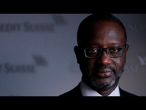 Credit Suisse CEO Tidjane Thiam on Earnings, Trading, Wealth Management, Iqbal Khan, Negative Rat…