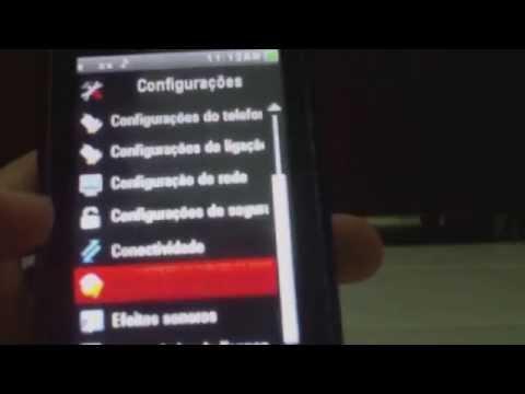 Como formatar o Motorola EX128 e sair da tela de calibração
