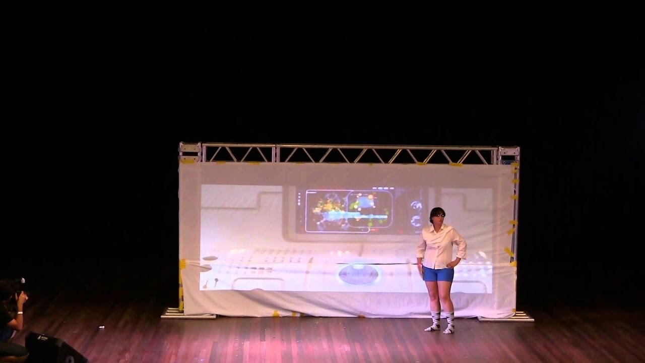 Omake 14 Sc Concurso De Cosplay Individual Trillian Youtube