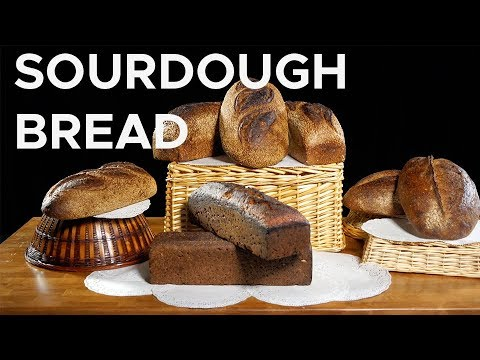 Sourdough Bread Is A Microbial Mystery/UNC-TV Science