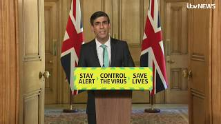 Live: Chancellor Rishi Sunak leads the daily government coronavirus briefing - May 29   ITV News