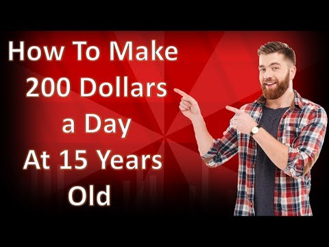 How To Make 200 Dollars a Day | $176 In 20 Minutes ✅