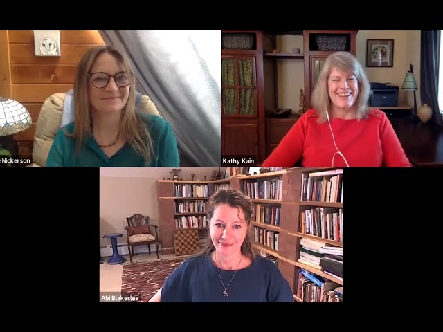SE CommunityConvos #6 - Touching into the Resonance & the Art of Listening Kathy Kain, Abi Blakeslee