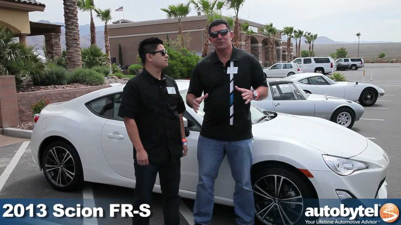 The History Of The 2013 Scion Fr S With Craig Taguchi Toyota 2000gt
