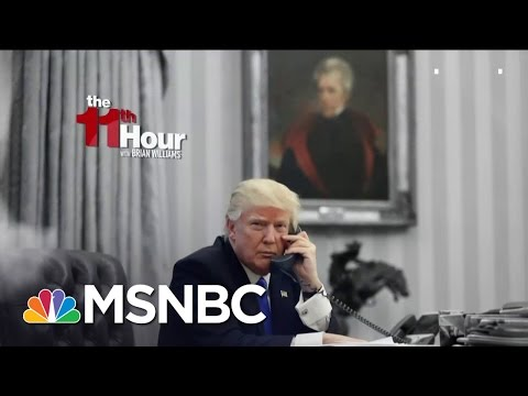 Andrew Jackson Biographer Fact Checks President Trump's Civil War Remarks | The 11th Hour | MSNBC