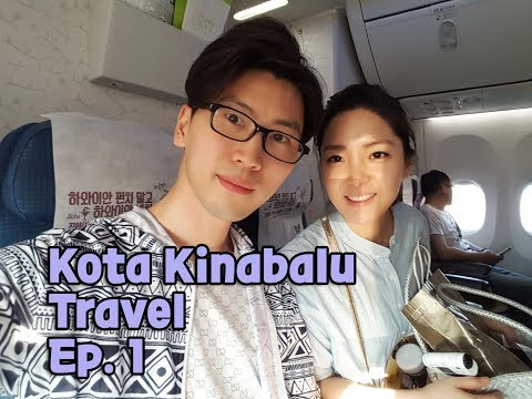Kota Kinabalu travel 코타키나발루 자유 여행 서울 가야 아일랜드 리조트