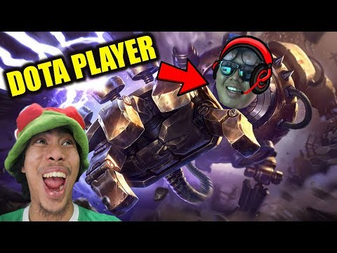 Stupid Filipino League of Legends Games thumbnail