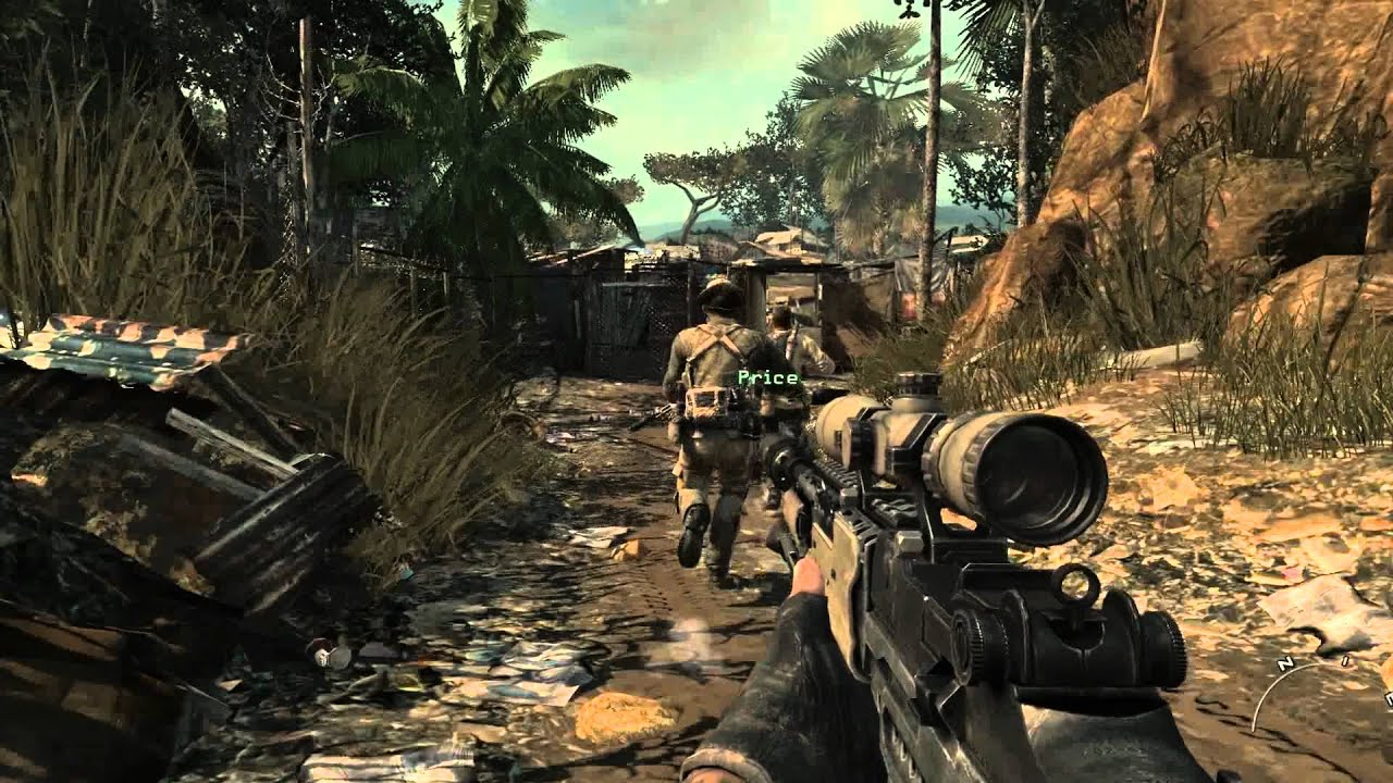 Mw2 Ghost Wallpaper Hd Call Of Duty 8 Modern Warfare 3 Acto 1 Mision 6 Regreso