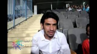 فيديو| حسين ياسر: أحلى أيامي كانت مع الزمالك