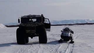 Охота и Рыбалка на Чукотке