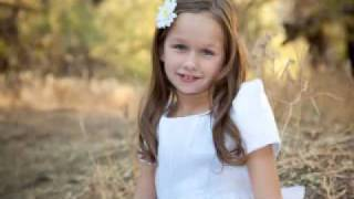 Kacey's baptism slideshow