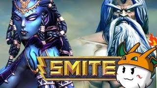 SMITE: Have I Been Bitten By The MOBA Bug?? (Gameplay and Intro)