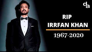 Irrfan Khan, The Padma Shri Awarded Actor Passes Away In Mumbai At The Age Of 53