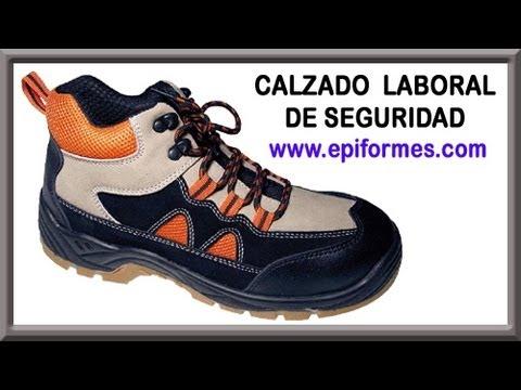 Calzado de seguridad tanto zapatos como botas con o sin - Calzados de seguridad ...
