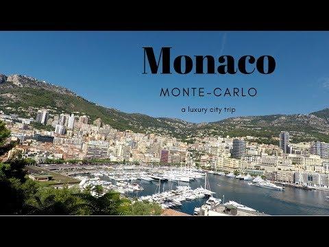 Monaco | Monte-Carlo 2018 | GoPro Hero | City trip