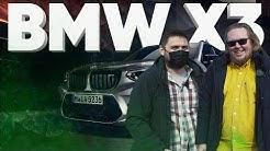 Коронавирус наступает / BMW X3 / Большой тест-драйв на карантине