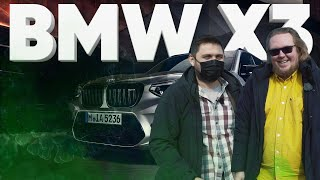 Убойный BMW X3 2020 // Большой тест-драйв