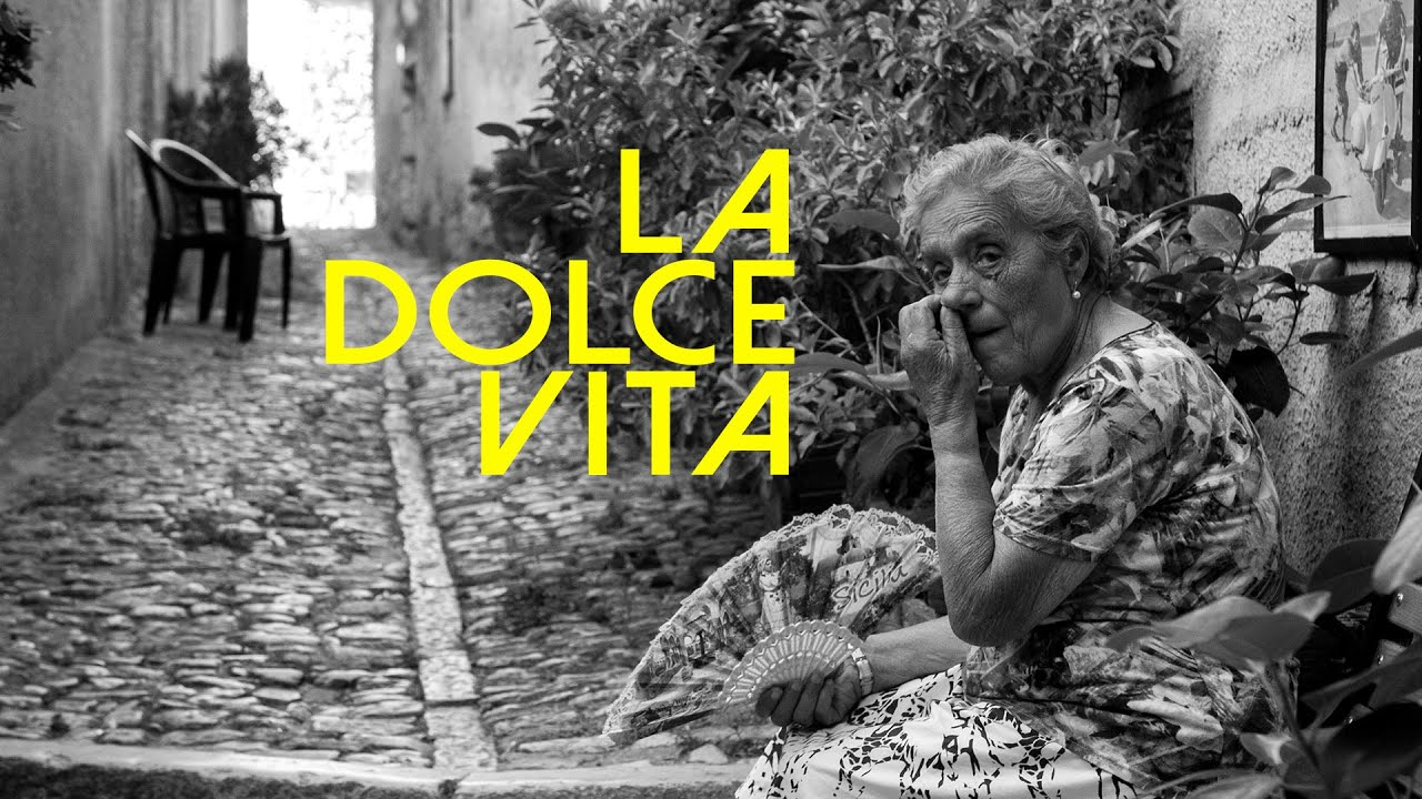"""La Dolce Vita"" a new video with Gianmaria Coccoluto & Noe Font."