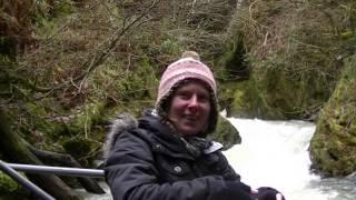 Devils Bridge Waterfalls, Aberystwyth