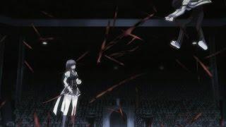 Rakudai Kishi no Cavalry  - Ikki vs Ayase - Fight scene