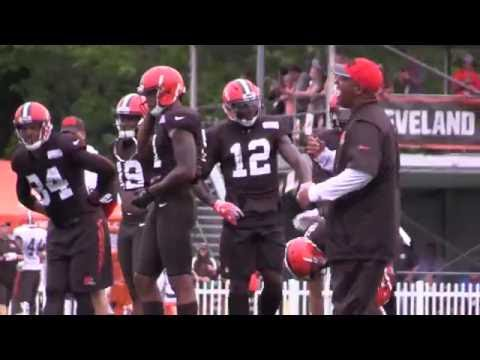 Josh Gordon returns to practice for Cleveland Browns