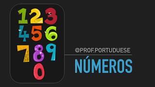 Цифры на португальском языке от 0 до 1000 - Numeros