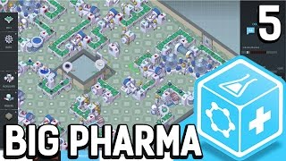 Big Pharma #5 Den Creamer freigschalten Der Pillen Fabrik Simulator BETA Gameplay