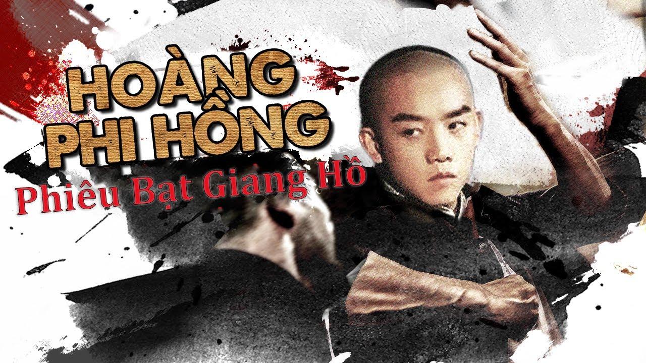 Phiêu Bạc Giang Hồ | Phim Võ Thuật Hành Động Đỉnh Cao 2021 | Hoàng Phi Hồng | OneTV ?