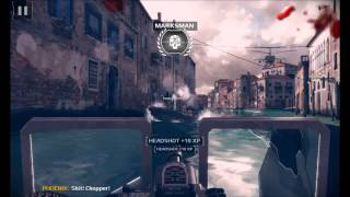 Modern Combat 5:Blackout Single Player Campaign The Lie 2014 PC Game