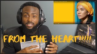 PREACH!!! | Jhene Aiko - 10k Hours (Audio) ft. Nas | BEST REACTION!!!