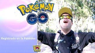 UN REGISTRO MUY BUSCADO! RECOMPENSA SEMANAL Y TROLEO MÁXIMO! [Pokémon GO-davidpetit]