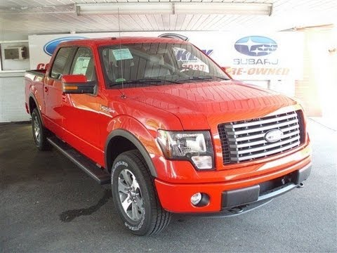 2012 ford f-150 6.2l review, walk around, start up & rev, test drive
