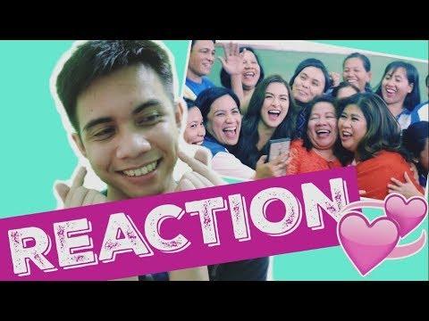 GMA Christmas Station ID 2017: Buong Pusong MaGMAhalan | REACTION | Jera Gallero