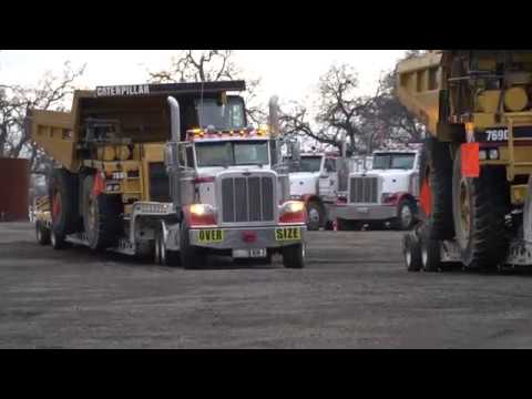 Northern California Trucking Service - Levey Transport Inc