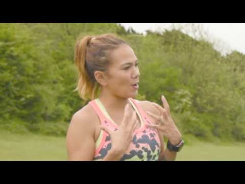 Ultra Runner Susie Chan interview part 2