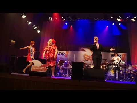 11.11.2017, Köln, Funkhaus WDR : Immer wieder neue Lieder mit dem Ensemble Scala Theater.