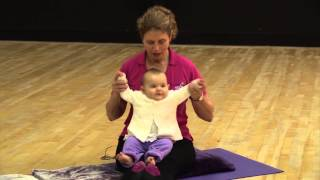 Baby Yoga for arms and chest - All Generations Yoga