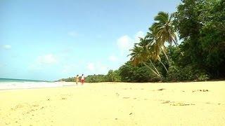 Les plus belles plages de France: Salines en Martinique - 23/07