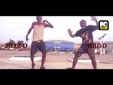 2 RAW DANCERS BY AFRO BEAT-LIKE THAT