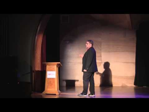 The answer, and then the question | Luis Urrea | TEDxSitka